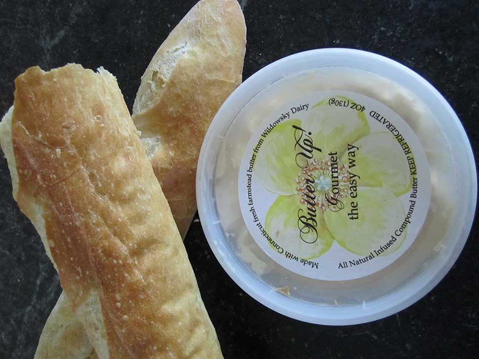 Butter up gourmet butters in lyme ct the e list - Unknown uses of butter ...