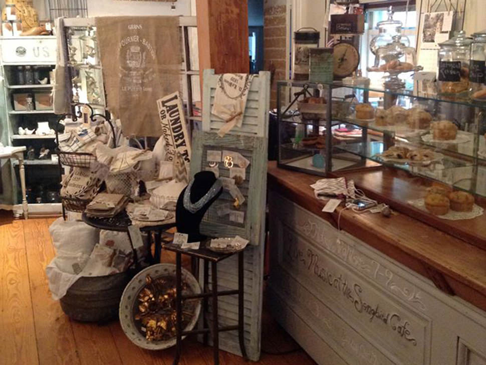 Darling A Vintage Home Decor Gift Shop in Old Lyme CT