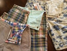 Reversible Shorts at Saybrook Country Barn