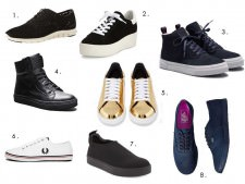 Spring Sneaker Picks 2015