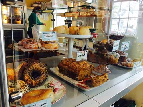 Li's Selection of Baked Goods
