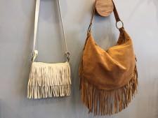 Fringed Bags at Dina Varano, Chester