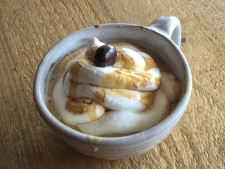 Ashlawn Farm's Affogato