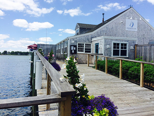 Breakwater Outdoor Dining, Stonington CT