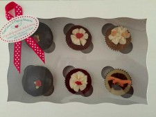 Cupcakes and Flying Hearts, Old Lyme