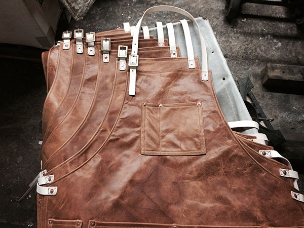 Leather Aprons HARDENCO