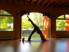 Red Barn Yoga, Lyme