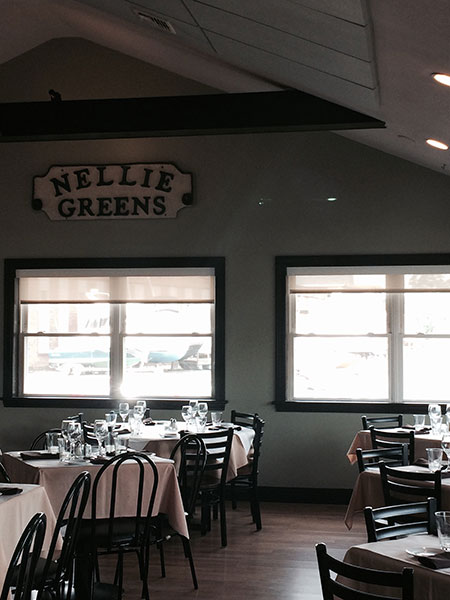 Dining Room  at Nellie Green's, Branford
