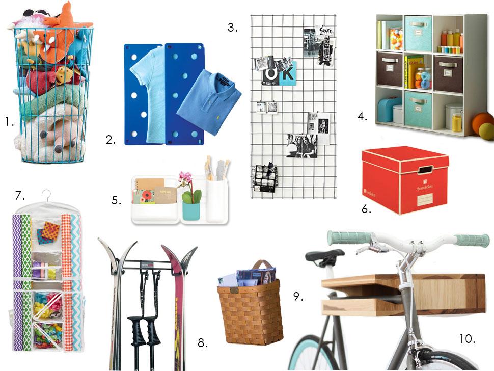 Get Organized Collage