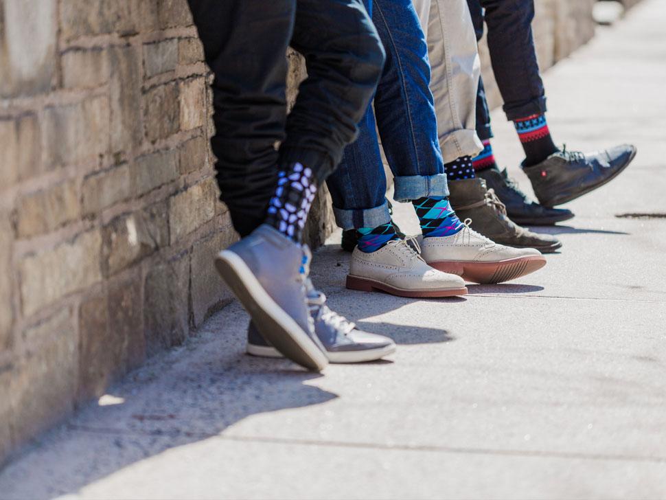 Noble Stitch Socks