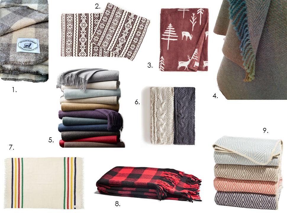 Cozy Blankets 2015