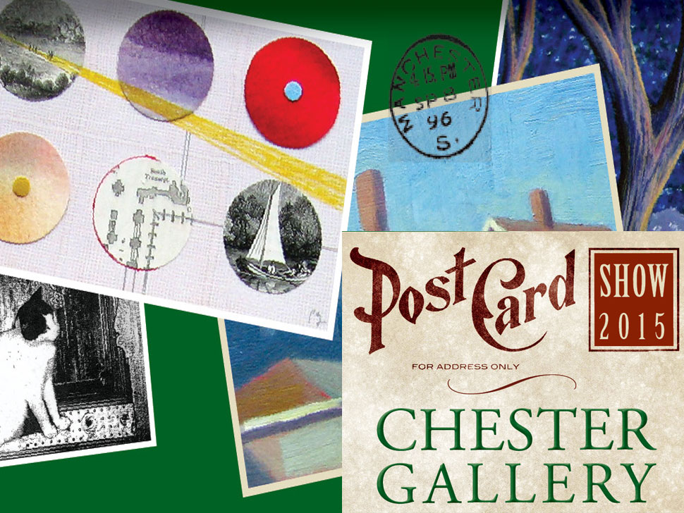Chester Gallery Postcard Show