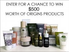 Win $500 Worth of Origins Products!