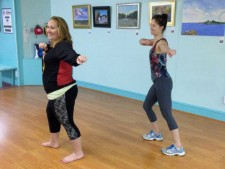 Zumba at Body Karma, Clinton