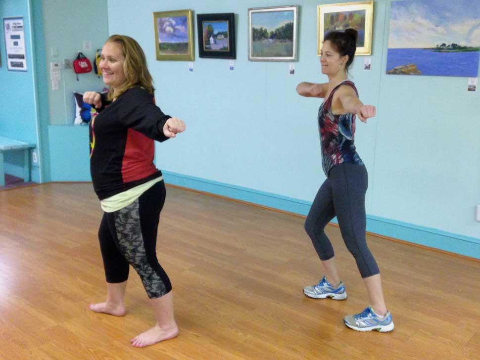 Zumba fitness instructor resume