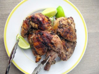 Priscilla Martel Jerk Chicken