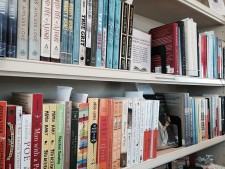 Book Collection at Griswold Inn Store