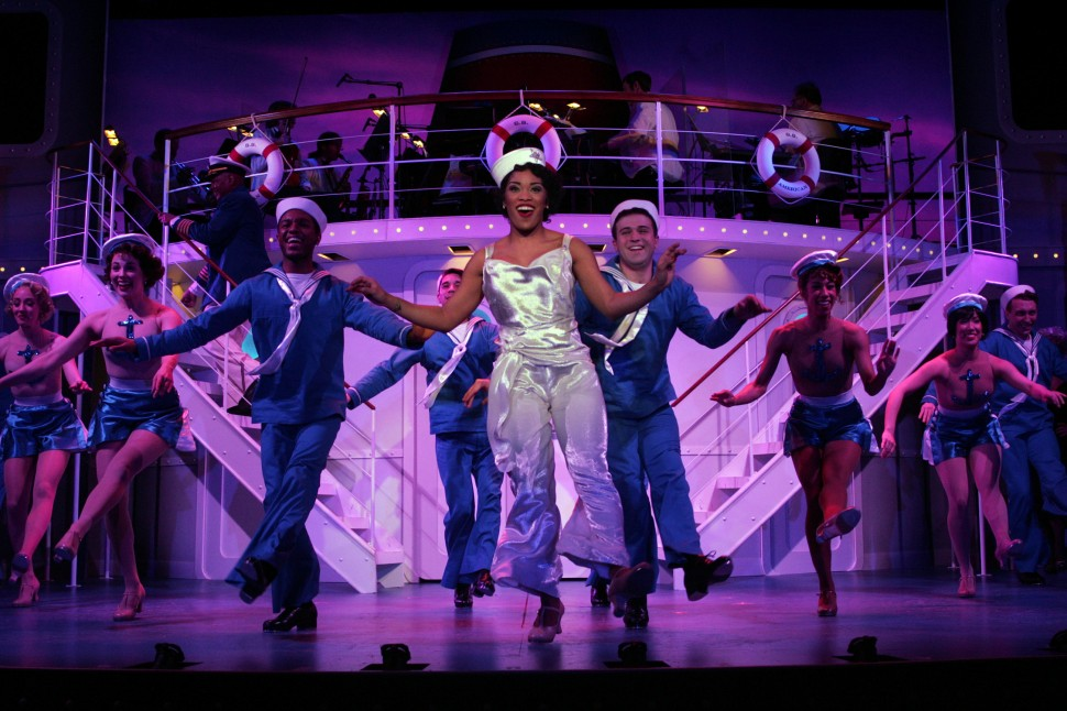 Anything Goes at The Goodspeed
