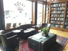 Savoy Bookshop & Cafe, Westerly