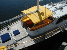 The Wireless, A Sailboat Airbnb