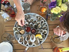 Matunuck Oyster Bar, S. Kingston, RI