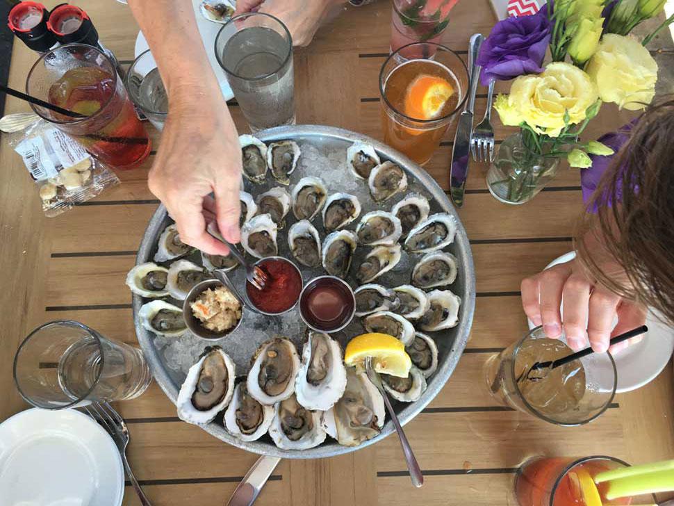 matunuck oyster
