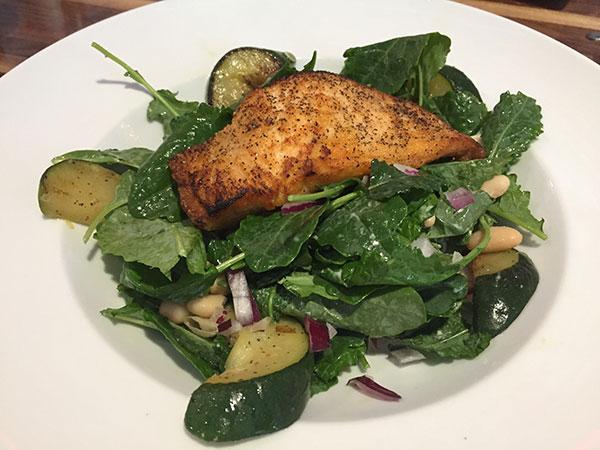 carsons salmon salad