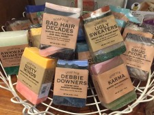 Whiskey River Soaps at Saybrook Country Barn