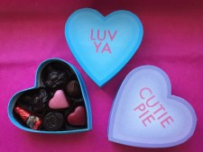 Valentine's at The Chocolate Shell