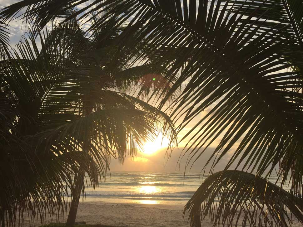 Sunrise Tulum