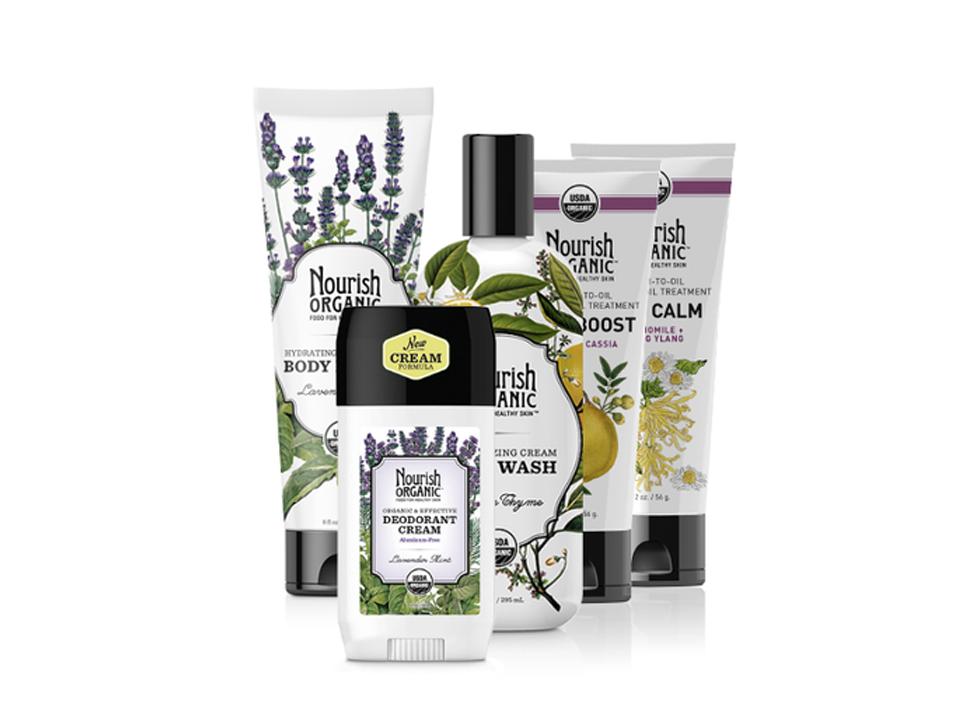 Nourish Organic Food for Healthy Skin