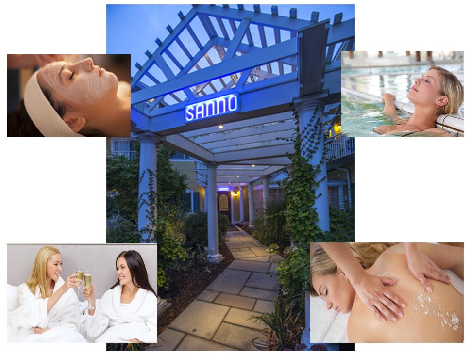 SANNO Spa at The Saybrook Point Inn