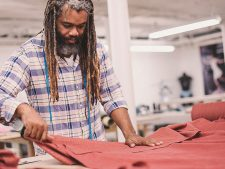 Home Grown Couture: Neville Wisdom