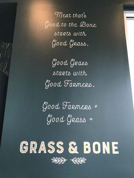 Grass and Bone, Mystic CT