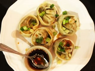 JEERA THAI Dumplings 1
