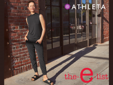 Athleta + E-List Shopping Party!
