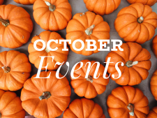 October Things To Do