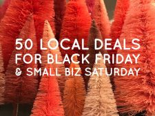 Black Friday & Small Biz Saturday Deals