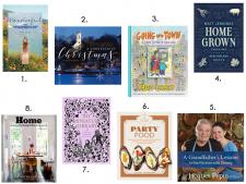 Books! A Few Holiday Picks