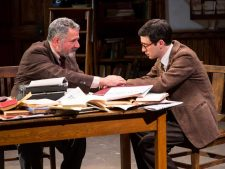 The Chosen at The Long Wharf Theatre