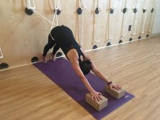 Root Yoga Studio's New Digs & Rope Wall