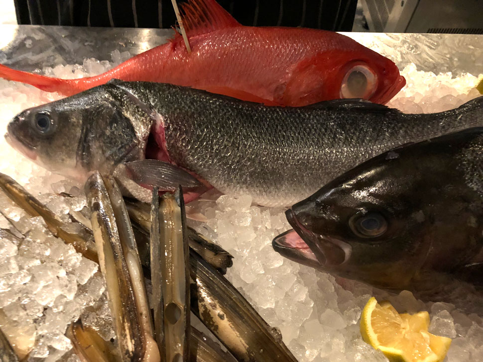 Fish at Essex Market