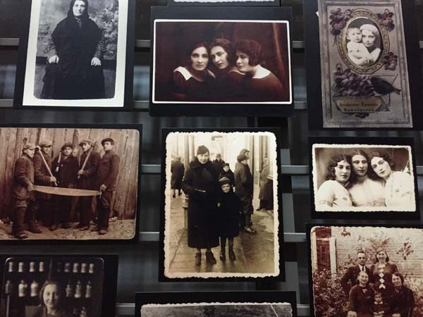 Relations at the Holocaust Museum