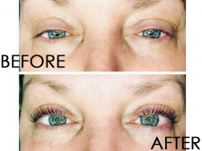 Lash Lift and Tint at Wild Honey