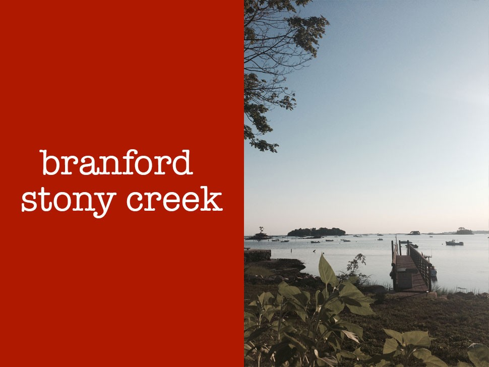 Branford Stony Creek Town Guide