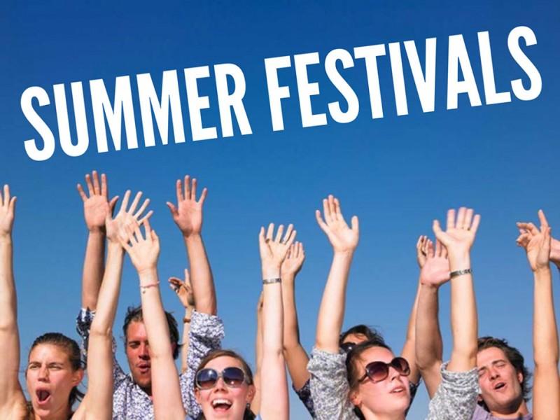 30 Summer Festivals