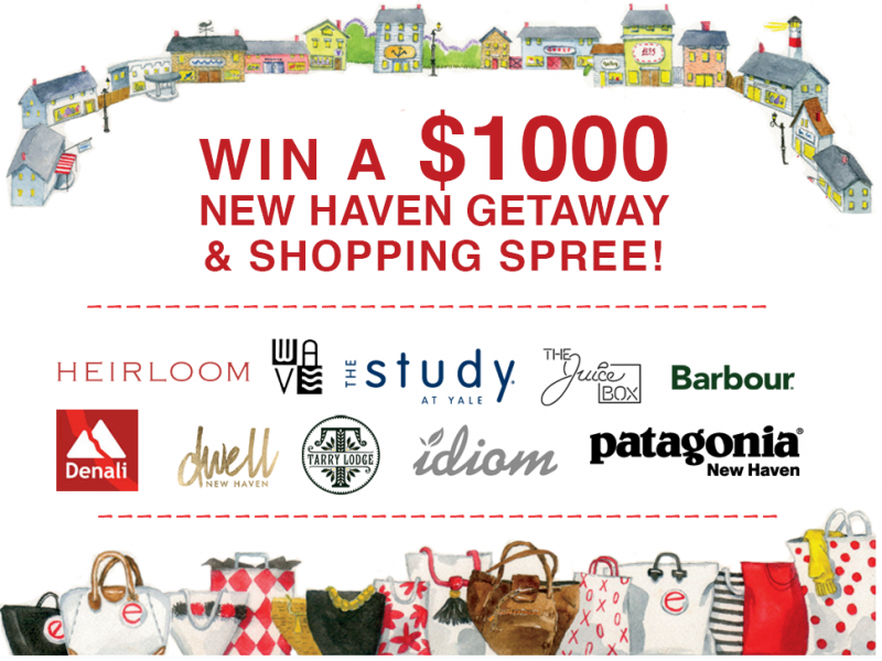 Win a $1000 Getaway and Shopping Spree