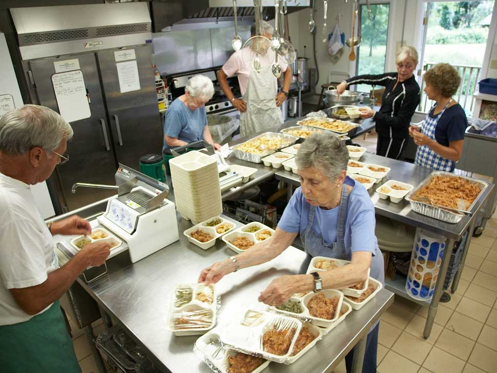 Shoreline Soup Kitchen And Pantries