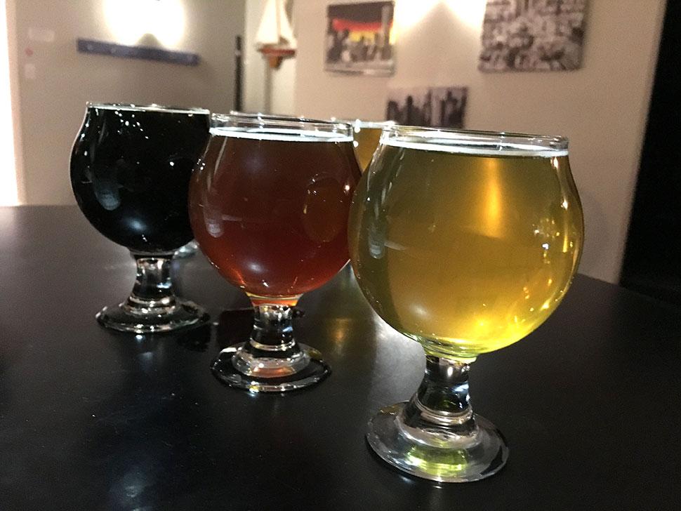overshores brewery