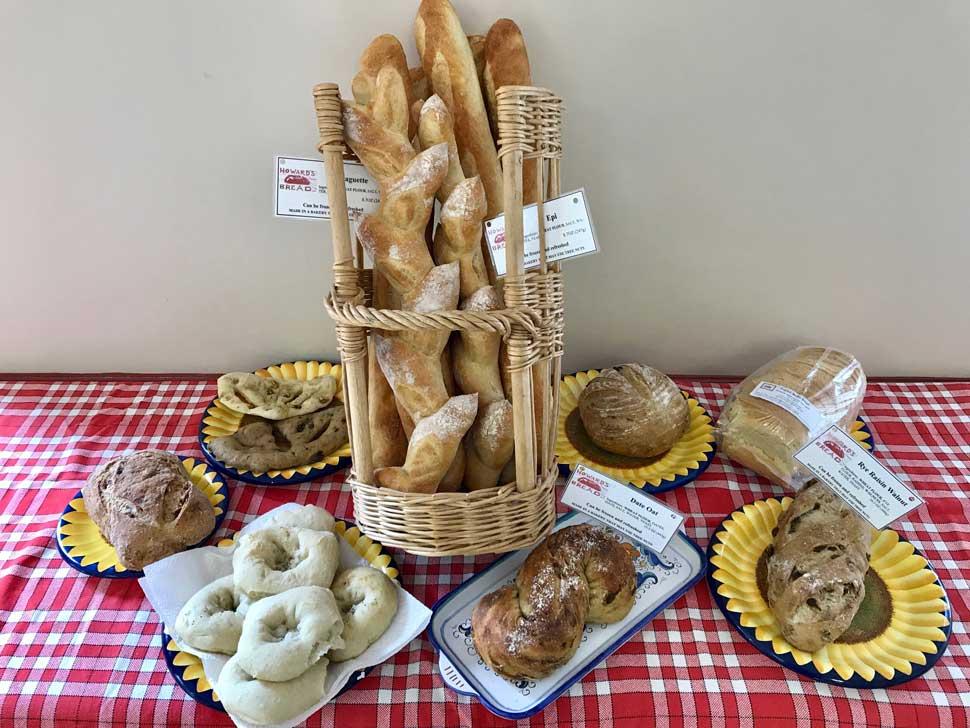 Howard's Bread Centerbrook